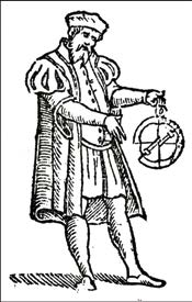 European Mariner with Astrolabe
