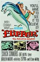 Flipper - Movie Poster