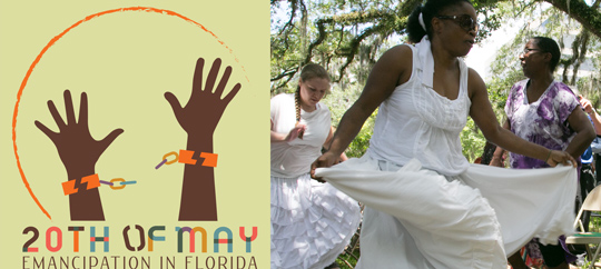 20th of May— Emancipation in Florida