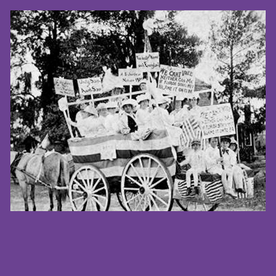 Suffrage in Florida