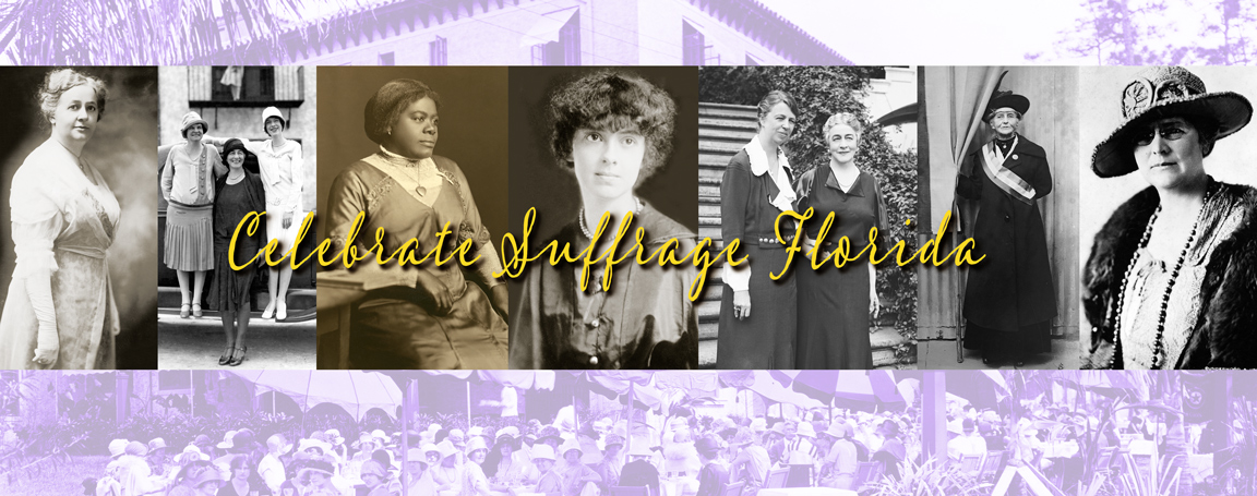 Celebrate Suffrage Florida